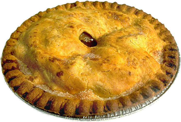 Enjoy apple pie or other luscious desserts with your personal chef service